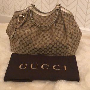 Gucci Large Sukey Tote